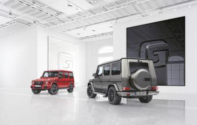G Class-Designo Manufaktur Exclusive  Edition