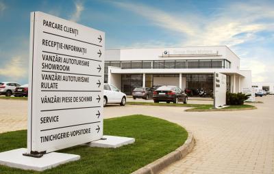 Group West Motors Satu Mare - dealer BMW