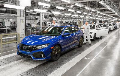 Noua Honda Civic 2017