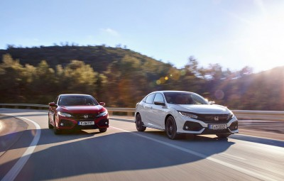 Honda Civic 2017 - preturi Romania