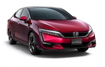 Noua Honda Clarity Fuel Cell