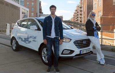 Hyundai ix35 Fuel Cell - masina alimentata cu hidrogen
