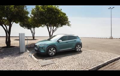 Noul Hyundai Kona Electric
