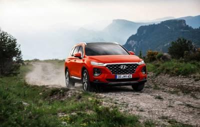 Hyundai Santa Fe 2018 - pret