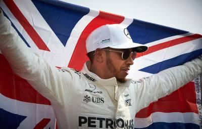 Lewis Hamilton - campion mondial 2017