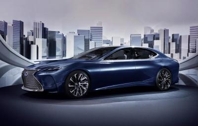 Lexus LC-FC