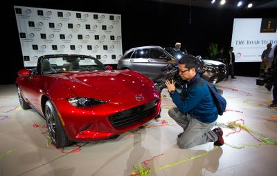 """Mazda MX-5 - """"Mașina Anului în Lume 2016"""""""