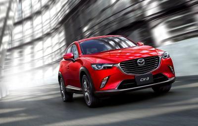 Noua Mazda CX-3