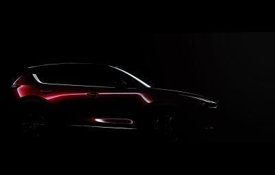 Mazda CX-5 2017 - teaser