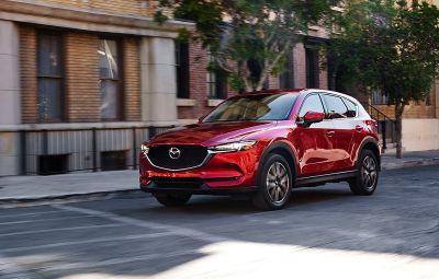 Mazda - masina electrica