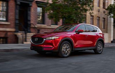 Noua Mazda CX-5 2018