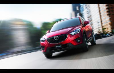Vanzarile Mazda in 2014
