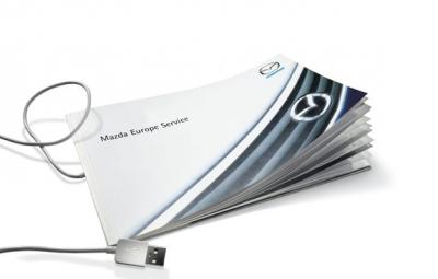 Mazda DSR - Carnet Digital de Service