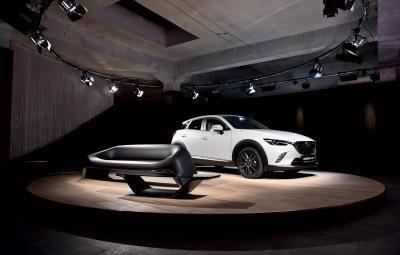 Mazda KODO Soul of Motion - Milano 2015