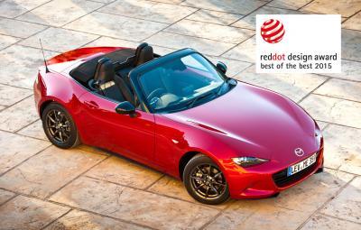 Mazda MX-5 - Red Dot Award 2015