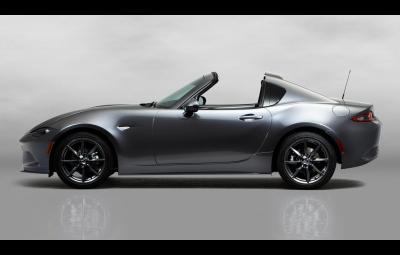 Noua Mazda MX-5 RF
