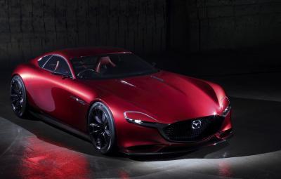 Conceptul Mazda RX-Vision