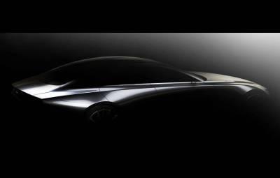 Mazda Vision Design Concept - Tokyo 2017