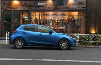 Noua Mazda2 - preturi Romania