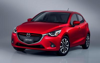 Noua Mazda2 2014