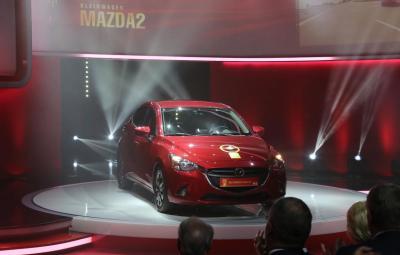 Mazda2 - Volanul de Aur 2014