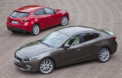 Mazda3 - 5.000.000 de unitati produse