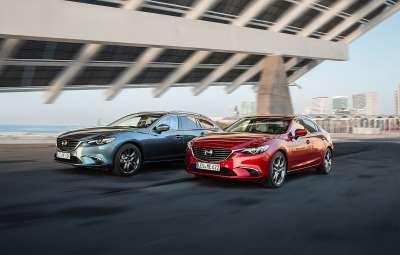 Mazda6 2017 - preturi si dotari