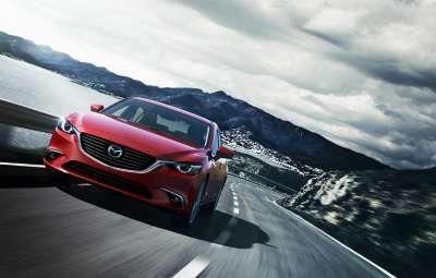 Mazda6 - 3 milioane de masini produse