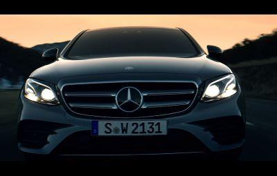Noul Mercedes-Benz E-Class - Intuition
