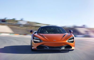 Noul McLaren 720S
