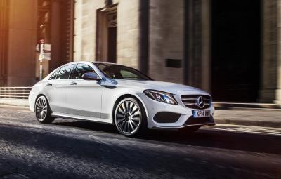 Noul Mercedes-Benz C-Class - 2015 World Car of the Year