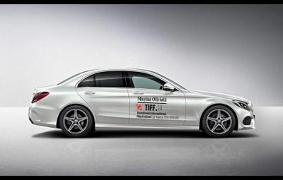 Mercedes-Benz Romania - partener TIFF 2015