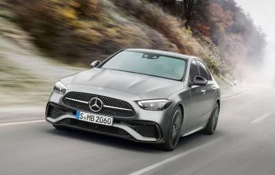 Noul Mercedes-Benz C-Class