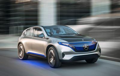 Mercede-Benz Generation EQ