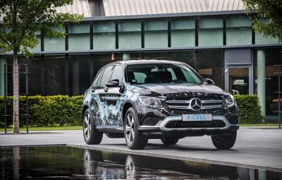Noul Mercedes-Benz GLC F-CELL