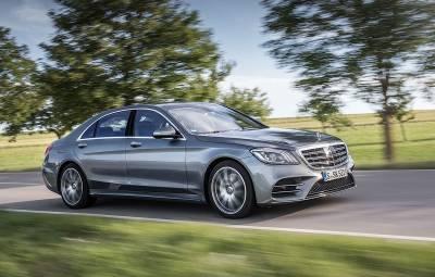 Mercedes-Benz S 500 - versiune 2018