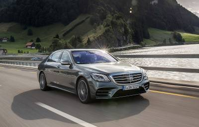 Mercedes-Benz - cifre vanzari iulie 2017