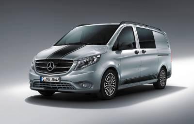 Mercedes-Benz Vito SPORT Line - 2018
