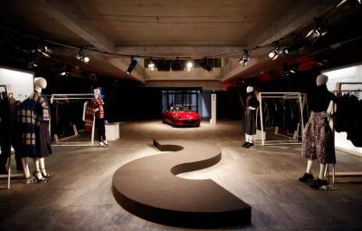 Mazda la Milan Design Week 2015