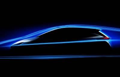 Nissan LEAF - eficienta aerodinamica
