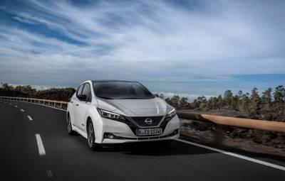 Nissan LEAF - preturi Romania
