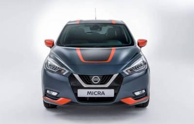 Nissan Micra - personalizare estetica