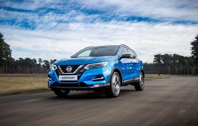 Noul Nissan Qashqai facelift