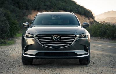 Mazda CX-9 - startul productiei