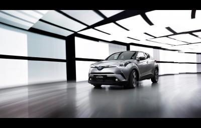 Noua Toyota C-HR
