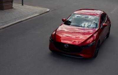 Noua Mazda3 2019