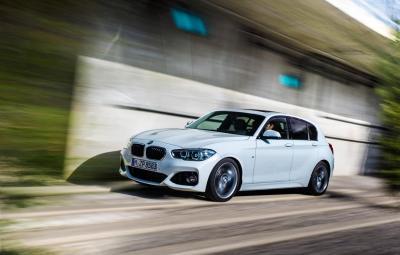 Noul BMW Seria 1 facelift - VIDEO