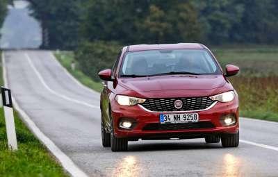 Noul Fiat Tipo - preturi Romania