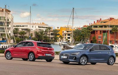 Hyundai i30 2018 - video