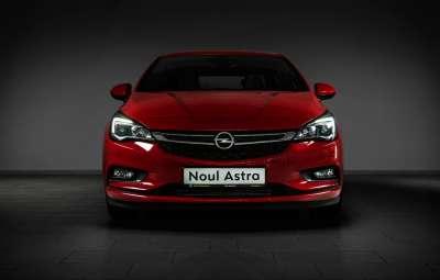 Noul Opel Astra K - preturi Romania